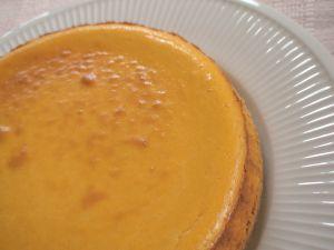 かぼちゃチーズ