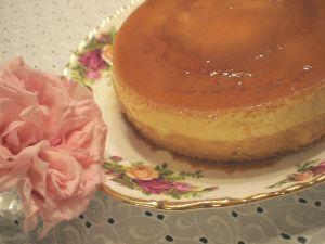 プリンケーキ